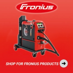 Shop for Fronius Welding products