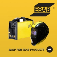 Shop for ESAB products