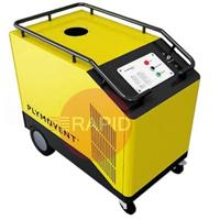 0000104176 Plymovent MobilePro Mobile Welding Fume Extractor, 400v/3ph/50Hz (Requires Extraction Arm)