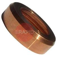 020333 DEFLECTOR RING - UNSHIELDED - PAC 130 - HYPERTHERM REF:- 020333