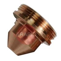 020934 Hypertherm Gouging Nozzle PAC200E TCH N2/H35, Pack of 5