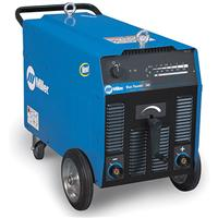029016236P Miller Blue-Thunder 443 Arc Welder Package with Arc Leads, 3 Phase 230 - 400V 3ph