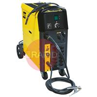 0349312520 ESAB Origo Mig C280 PRO Package, 4 Roll Drive with Volt/Amp Meters, 415v 3ph