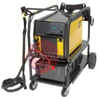 0367967880 ESAB Origo Tig 3000i AC/DC Water Cooled Tig Welder TA24 Package, 400v 3ph