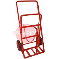 040760 Oxy/Acet Twin Trolley Heavy Duty