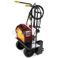 0459366887 ESAB 2 Wheel Trolley for Large Gas Cylinder