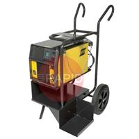 0459795887 ESAB Origo Mig C3000i Package with 4.5m torch, Earth & Trolley 400v 3ph