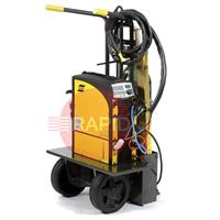 0460150884 ESAB Caddy Tig 2200iw AC/DC Water Cooled Tig Welder TA34 Package. 240v 1 Phase.