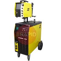 0464500001 ESAB Origo Mig L405 VA Mig Welder Package with PSF405 3m torch and 5m Interconnection, 400v 3ph