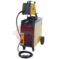 0479100218 ESAB Origo Mig L405w Water Cooled Mig Welder Package with Origo Feed L304w, PSF 410w 3m Torch, & 5m Intercon, 415v 3ph