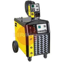 0479100221 ESAB Origo Mig 502cw Water Cooled Package with Origo Feed 304w M13 V/A, PSF 510w 4.5m Torch & 10m Interconnection, 400v 3ph
