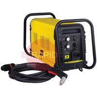 0559117304 ESAB Cutmaster 100 Plasma Cutter with 6m SL100 Hand Torch, 35mm Cut, 400v 3ph CE