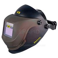 0700000319 ESAB Albatross 4000X Shade 9 - 13 Welding Helmet with Flip up Visor for Grinding