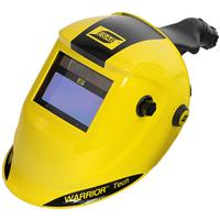 0700000406 ESAB Warrior Tech Air Fed Welding Helmet - Yellow