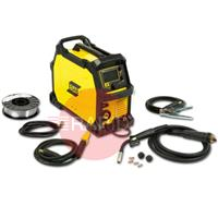 0700300985 Esab Rebel EMP 215ic Multi Process Welding Package 110/240v