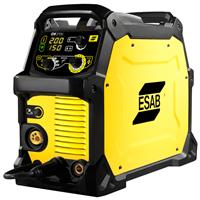 0700300986 ESAB Rebel EM 215ic Mig Welder (MIG ONLY) Ready to Weld Package, 110/230v CE