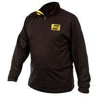 0700FR-JS ESAB Phoenix FR Flame Resistant Jersey Polo Shirt, EN ISO11612 FR & ISO11611