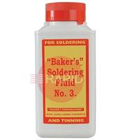 070342 BAKERS FLUID  NO 3 .  250 ml