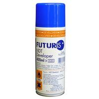 070542 Futuris NDT Crack Detector Developer 400ml Spray