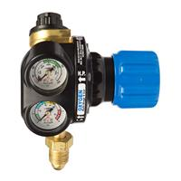 0785-2103 Edge 4 Series Two Stage Oxygen Regulator, Bottom Entry, 4 Bar, G5/8