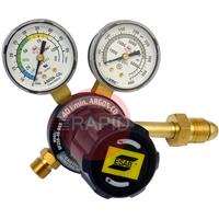 0785-2166 ESAB / Victor G Series Argon/CO2 Single Stage Preset Regulator 40l/min, Side Entry, G 5/8