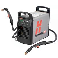0833XXHVC Hypertherm Powermax 65 Value System with 75 degree and 15 degree Hand Torches. Inc CPC Port CE 400V