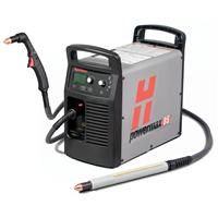 087136 Hypertherm Powermax 85 Value System with 75 Degree Hand and 180 Degree Machine Torches (7.6m), 400v CE