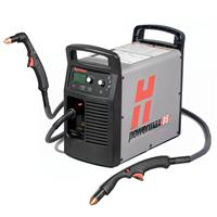 08714XHVC Hypertherm Powermax 85 Value System with 75 Degree and 15 Degree Hand Torches. 400V CE