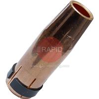 145.0132 Binzel Gas Nozzle Tapered MB501