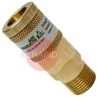 18195 Air Products Cylinder Quick Connector 15 Lpm