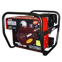 35.22251 Mosa Magic Weld 200 Welder With 110v Auxilliary Power