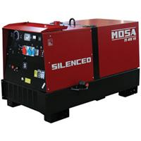 35.36415 MOSA TS 415 VSX-BC Air cooled 1500rpm Diesel Welder Generator
