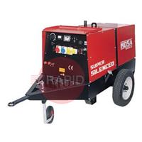 35.76440 MOSA TS 400 PS/EL Water Cooled 1500rpm Diesel Welder Generator