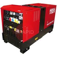 35.76605 MOSA TS 600 PS/EL Water Cooled 1500rpm Diesel Welder Generator