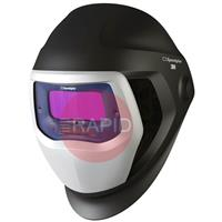 3M-501805 3M Speedglas 9100V Welding Helmet with Side Windows, 5/8/9 - 13 Variable Shade