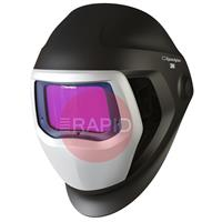 3M-501825 3M Speedglas 9100XX Welding Helmet with Side Windows, 5/8/9-13 Variable Shade