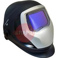 3M-501826 3M Speedglas 9100XXi Welding Helmet with Side Windows, 5/8/9-13 Variable Shade