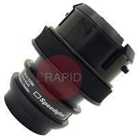 3M-533506 Adaptor for 3M™ Speedglas™ 9000 Welding Shields with new QRS breathing tubes