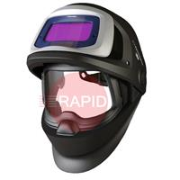 3M-541815 3M Speedglas 9100X FX Welding Helmet, 5/8/9-13 Variable Shade