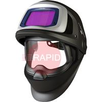 3M-541825 3M Speedglas 9100XX FX Welding Helmet, 5/8/9-13 Variable Shade
