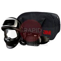 3M-547700 3M Speedglas 9100 FX Air Welding Helmet with New Adflo Powered Air Respirator, No Lens