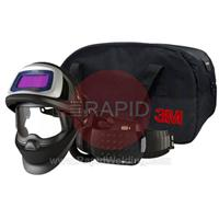 3M-547726 3M Speedglas 9100XXi FX Air Welding Helmet with New Adflo Powered Air Respirator, 5/8/9-13 Variable Shade