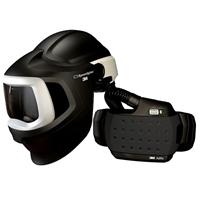 3M-577700 3M Speedglas 9100 MP Welding Helmet and New 3M Adflo Air Respirator without lens