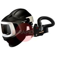 3M-578800 3M Speedglas 9100 MP Welding helmet and 3M Versaflo V500E Supplied Air Regulator without welding filter