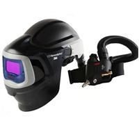 3M-578805 3M Speedglas 9100V MP Welding helmet with 3M Versaflo V500E Supplied Air Regulator, 5/8/9-13 Variable Shade, 45mm x 93mm Lens Viewing Area