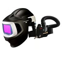 3M-578825 3M Speedglas 9100XX MP Welding helmet with 3M Versaflo V500E Supplied Air Regulator, 5/8/9-13 Variable Shade, 73mm x 107mm Lens Viewing Area