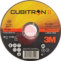 3M-65463 3M Cubitron II 230mm (9 Inch) x 2.0mm Cutting Disc