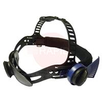 3M-705015 Speedglas Headband With Revised Mounting Details.