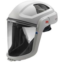 3M-M107 3M Versaflo Faceshield M-107 with Coated Visor and Fire Retardant Faceseal