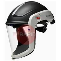 3M-M307 3M Versaflo M-307 Respiratory Grinding Visor with Safety Helmet.
